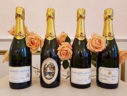 Bulles et Bonheur champagne Elodie D