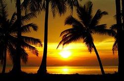 beautiful Miami Sunset