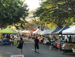 Saturday Farmer's Market KCC