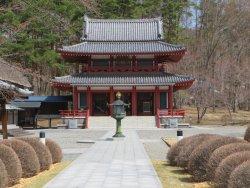 Tateshinayamashoko-ji Temple