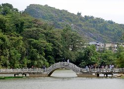 Guilin Xishan Scenic Area