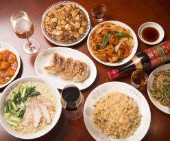 Chinese Restaurant Dining Tokai Hanten Daimon Main Store