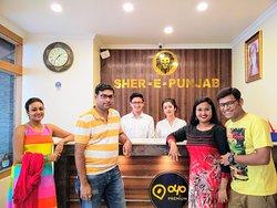 Hotel Sher-E-Punjab