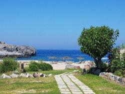 Shinaria Beach