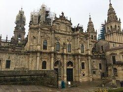 圣地亚哥-德孔波斯特拉-老城区