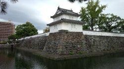 Oita Castle Ruin Park