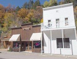 Main Street Deadwood Gulch Saloon