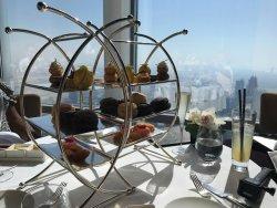 Exquisite cuisine and service