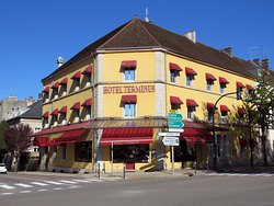 Hôtel Au Terminus
