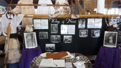 Kings of Niue exhibition October 2017