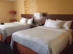 Room 320 (comfy beds)