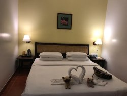 Pleasant stay with mixed experience