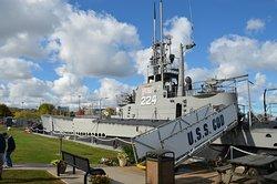 USS Cod Submarine Memorial