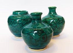 Ceramics by Nicholas Howard