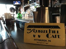 Squirrel Hill Cafe
