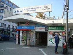 Avtobusna postaja Ljubljana