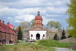 Kuznetsk Fortress Historical Architechtural Museum