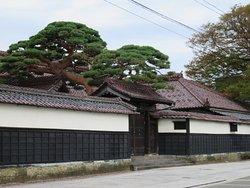 Former Honma Family Residence