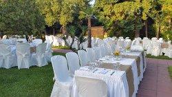 Kudu Lounge Bar,  wedding day
