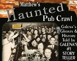 Matthew's Haunted Pub Crawl