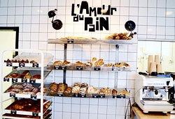 Boulangerie L'Amour Du Pain La Fabrique