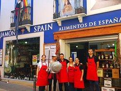 Jamon Spain