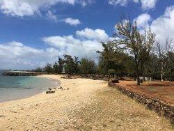 Sand Island State Recreation Area