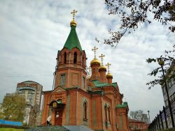 Innokentiy Irkutskiy Temple