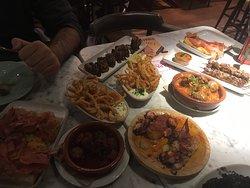 Genial comida española