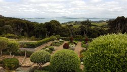 View from Mudbrick Cellar roof