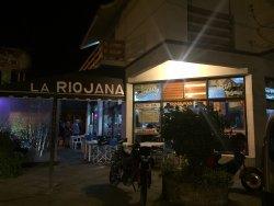 frente de La Riojana