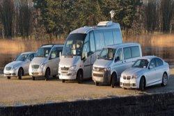 Transporte en autobús