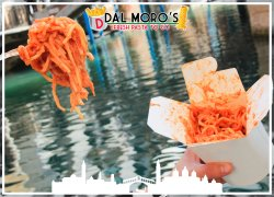 Dal Moro's Fresh Pasta to Go