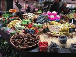 Passy Covered Market