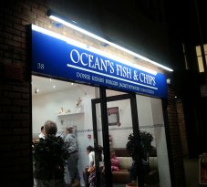 Ocean's Fish and Chips