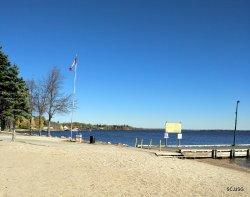 Lac du Bonnet Beach