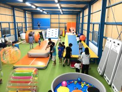Osaru no Mori Kids Gymnastics Plaza