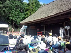 Shimotanigami Farm Village Kabuki Stage