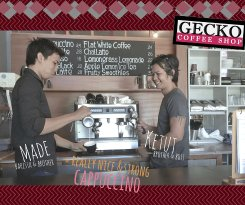 Gecko Coffee Shop