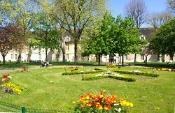 Jardins de l'Hôpital Saint Louis
