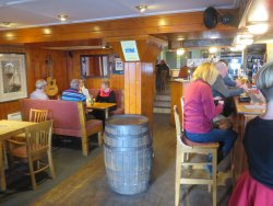 Interior - Anstruther Boathouse