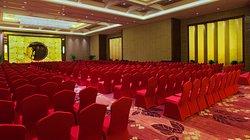 Holiday Inn Resort Chaohu Hot Spring Chaohu Ballroom