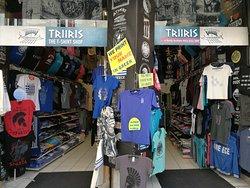 Triiris the T-Shirt Shop