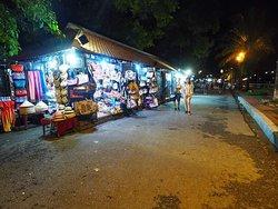 Nguyen Dinh Chieu Walking Street