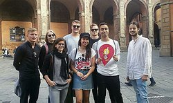 Free Walking Tour Bologna