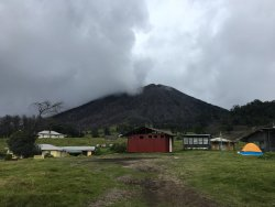 Hacienda La Central - Turrialba Volcano