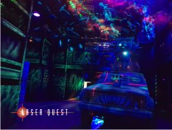 Laser Quest Troyes