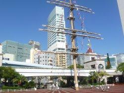 Takeshiba Wharf Park