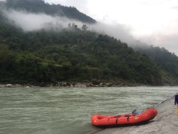 What a rafting experience.  This is Nepal so be prepared for a local timetable in all things.