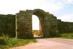 La muraglia di Paestum